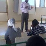 cktutas library organises workshop 1