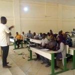 cktutas library organises workshop